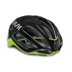 KASK PROTONE Helmet Black/Green