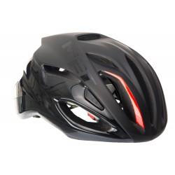 MET RIVALE Helmet Matte Black/Red
