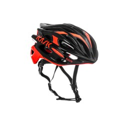 KASK MOJITO Helmet Black/Orange