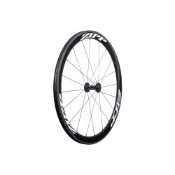 ZIPP 302 Carbon Front Wheel QR 9mm Black White