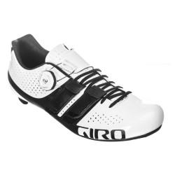 GIRO Factor Techlace Shoes White/Black