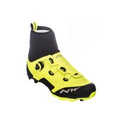 NORTHWAVE Raptor GTX Shoes Neon Yellow/Black