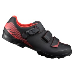 SHIMANO Mountain Enduro ME3 Shoes Black/Red