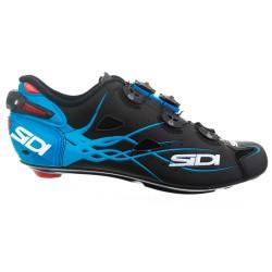 SIDI Shot Shoes Black/Blue 2018