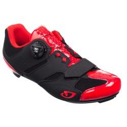 GIRO Savix Shoes Black/Red 2017