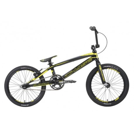 CHASE Element BMX Race Pro XL Black/Yellow 2019
