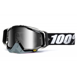 100% Racecraft Goggles Abyss Black