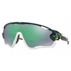 OAKLEY Jawbreaker Sunglasses CAVENDISH Edition Mettalic Green