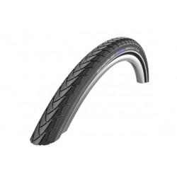 SCHWALBE MARATHON Plus Tyre HS 440 Twin Skin Reflex 26x1.75 Wired
